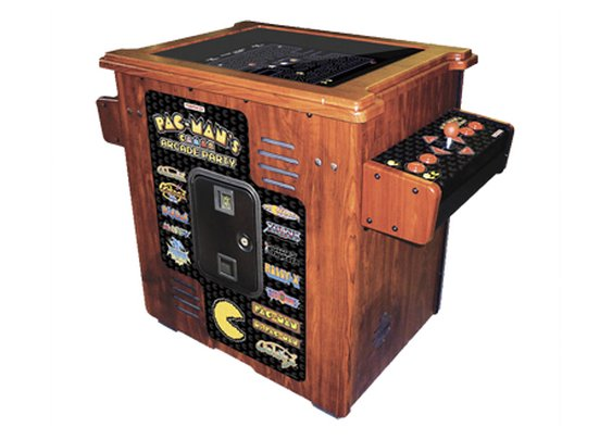 tabletop pacman machine