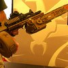 Zombie-Hunting Assault Rifle With Chainsaw Bayonet