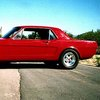 '66 Ford Mustang Coupe