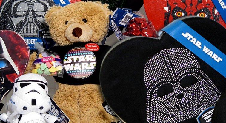 Außergewöhnlich StarWars.com | Star Wars Valentineu0027s Day Cards And Gifts