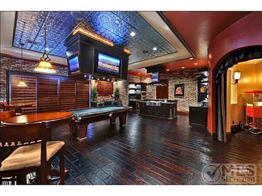 Man Caves For Sale : Homes for sale with decked out man caves gentlemint