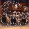 Terry Bozzio's Insanely huge Drum Kit