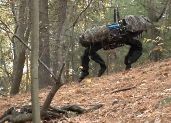 7 bizarre robots in the Pentagon's defense budget
