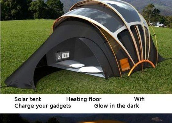 camping like a boss