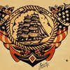 Sailor Jerry's Tattoo