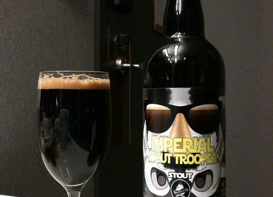 Imperial Stout Trooper: special edition