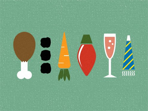 How to: Add a Paper Texture to Vector Graphics with Photoshop