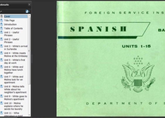 Foreign Service Institute's (Free) Language Courses
