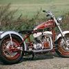 Indian Scout Motorcycle-An American Classic