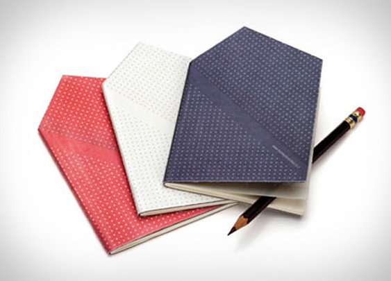 Hankie Notebook | Uncrate