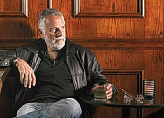 The Most Interesting (Actor) in the World