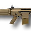 """FNH USA-SCAR 17  """"AS CLOSE AS YOU CAN GET WITHOUT ENLISTING"""""""