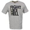 Nike LIVESTRONG Fight Like Hell Men's Tee Shirt| FinishLine.com | Grey