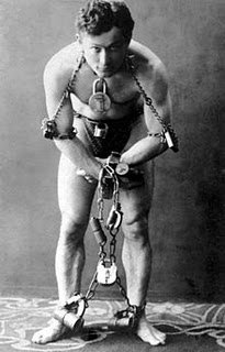Musings of a Renaissance Man in training: Containing Houdini
