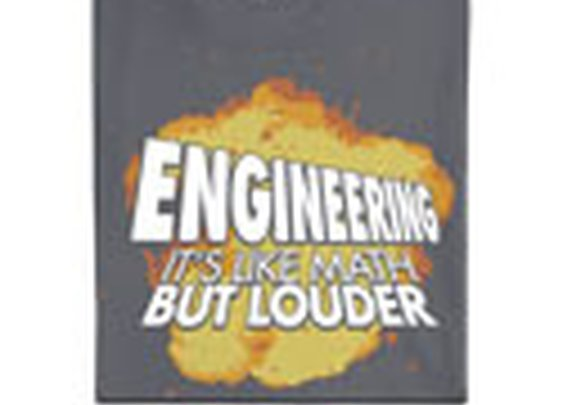 Engineering: It's Like Math but Louder (ThinkGeek)