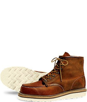 Red Wing Boots - Style No. 1907