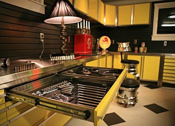 Vault Garage Cabinets | Uncrate