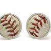 Baseball Stitches Cufflinks