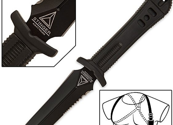 Shoulder Dagger, I would not mind having one