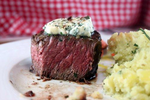 No Grill Steak - Restaurant Style