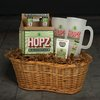 HOPZ Craft Beer Cigar Basket