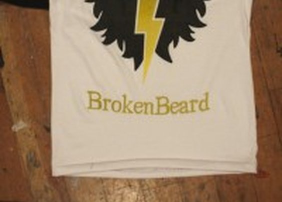 Broken Beard - Baseball/Raglan shirt