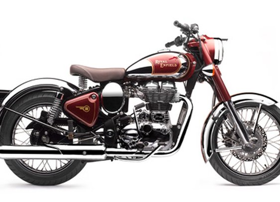 Royal Enfield Bullet C5 Chrome