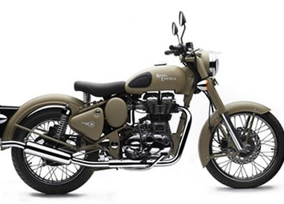 Royal Enfield Bullet C5 Military