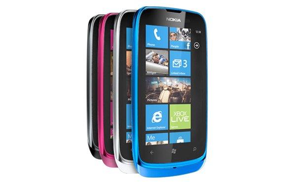 Nokia Announces the Cheapest Lumia Smartphone Yet, the Lumia 610