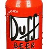 The Legendary Duff Beer, The Simpsons Fictional Beer Made a Reality