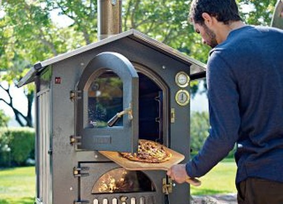 Fontana Gusto Wood-Fired Outdoor Ovens