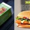 Take a McRib sandwich, deep fry it, top with bacon and cheese and you get the McRibster.