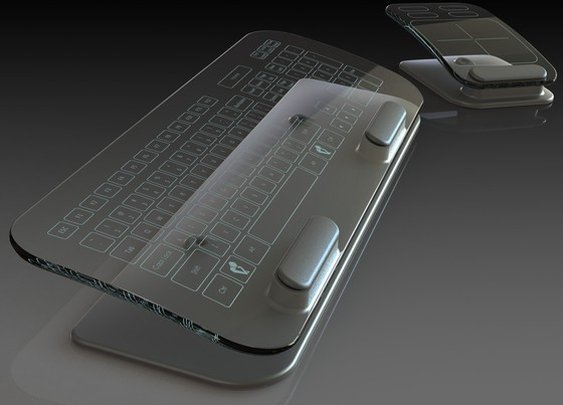 Multi-Touch Keyboard and Mouse by Jason Giddings — Kickstarter
