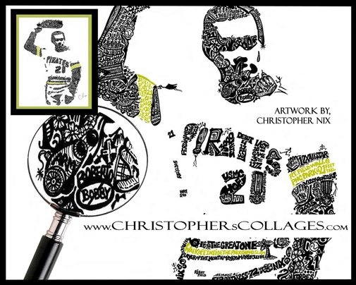 Roberto Clemente Visual Biography