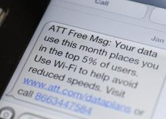 AT&T changes throttling policy for heavy data users