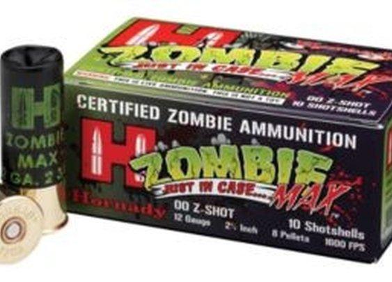 Zombie defense / Don't forget the shotgun shells