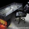 Han Solo in Carbonite Desk