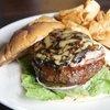Mmm BBQ Guinness  Burger