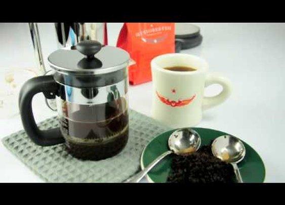 Advanced Press Pot Techniques for Coffee      - YouTube