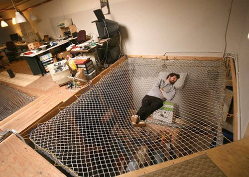 Awesome 15 Crazy Creative Beds