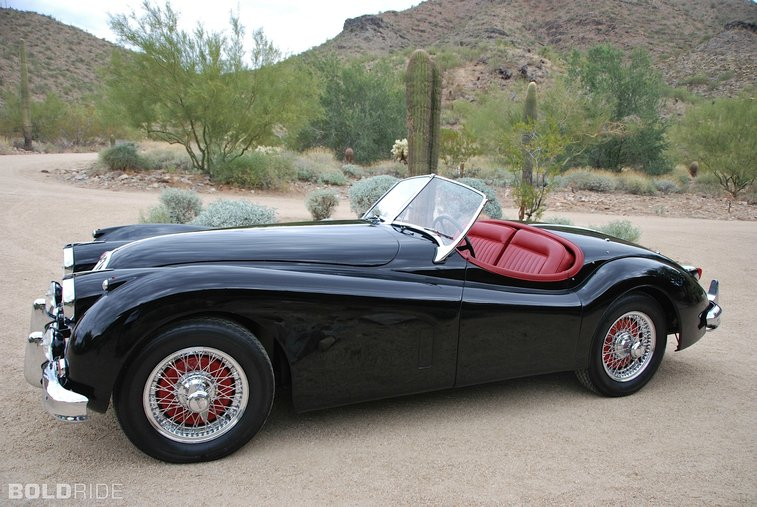 1956 Jaguar XK 140 Roadster
