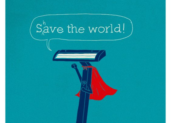 (Almost)Save the world