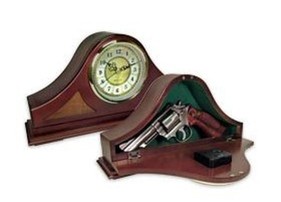 Mantle Concealment Clock