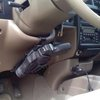 Universal Vehicle Handgun Holster Mount