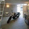 Motorcycle Apartment, Tokyo, Japan