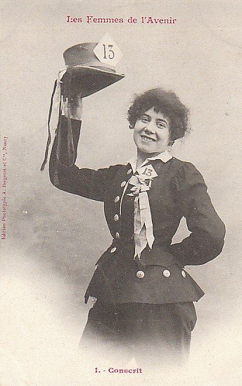 Women of the Future, 1902 | Retronaut