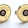 12 GA Shotgun Shell Cufflinks