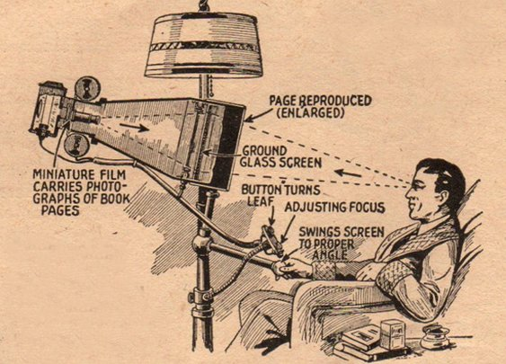 The iPad of 1935