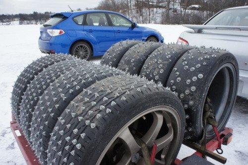 subaru ice racing studded tires gentlemint. Black Bedroom Furniture Sets. Home Design Ideas