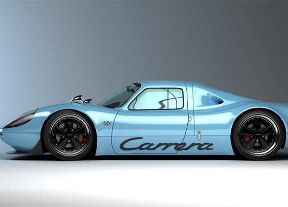 I want: Porsche P/904 Carrera